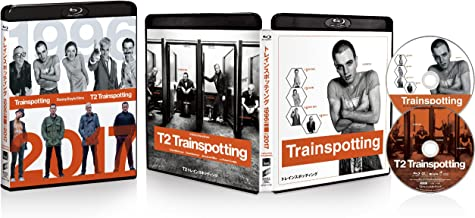 [Amazon. Co. JP Limited] Trainspotting 1996/2017buru-reisetto (first production Limited Edition) (orizinaruwaidoposuta- with) [Blu-ray]