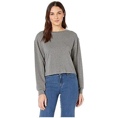 MICHI Breeze Sweatshirt (Grey) Women