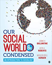 Our Social World: Condensed: An Introduction to Sociology (NULL)