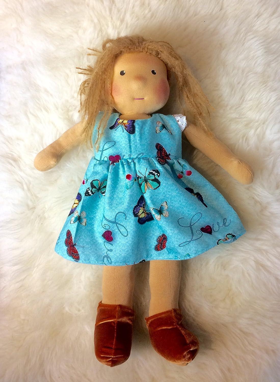 Soft doll waldorfdoll inspired 12 Inch