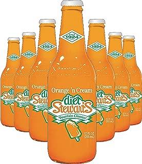 Best stewart's diet orange cream soda Reviews