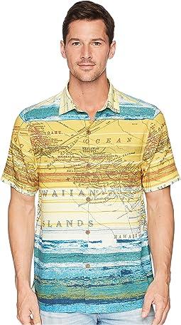 Tommy Bahama Treasure Cove Camp Shirt