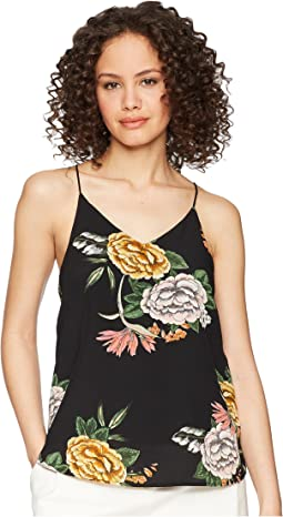 Enchanted Garden Racer Tank Top