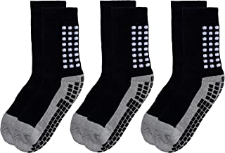 Anti Slip Non Skid Slipper Hospital Socks with grips for Adults Men Women