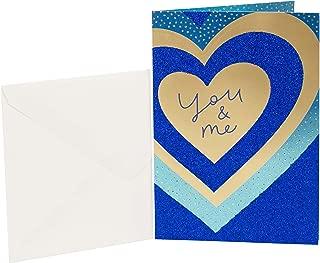 Hallmark Anniversary Card (Nested Hearts)