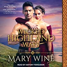Wicked Highland Ways: Highland Weddings Series, Book 6