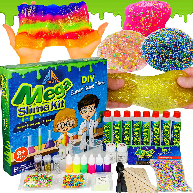 OzBSP Mega Slime Kit. Making Kit Girls DIY Max 58% OFF Challenge the lowest price of Japan Kids. Boys for