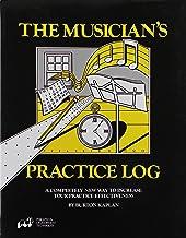 Musician`s Practice Log