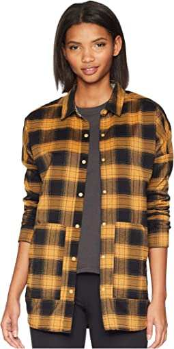 Camel Muirwoods Plaid