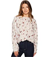 See by Chloe - Jacquard Roses Blouse