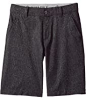 Heather Pounce Shorts JR (Big Kids)
