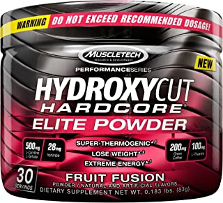 Hydroxycut Water Packets