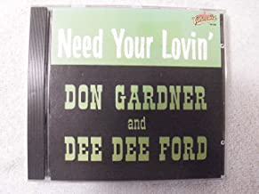 Best don gardner i need your lovin Reviews