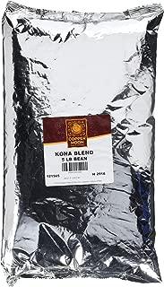 Copper Moon Whole Bean Coffee Kona Blend 5 Pound