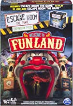 Spin Master Games - Escape Room the Game Welcome to Funland Expansion Pack
