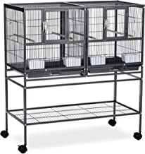 Prevue Pet Products F070 Hampton Deluxe Divided Breeder Cage