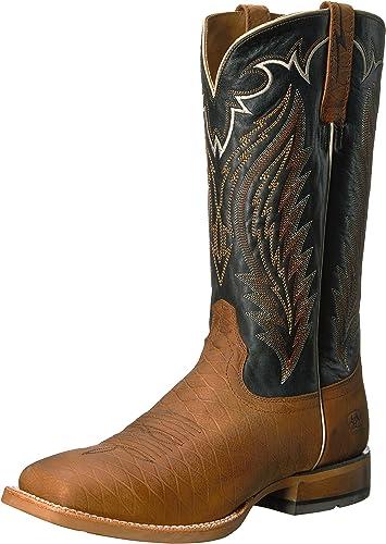 Ariat - Chaussures Western Western Hommes Top Hand