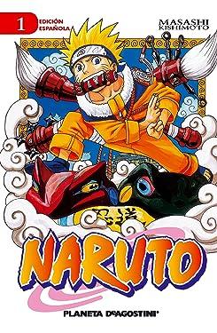 Naruto nº 01/72 (Manga Shonen) (Spanish Edition)