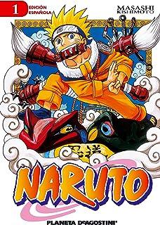 Naruto nº 01/72 (Manga Shonen)