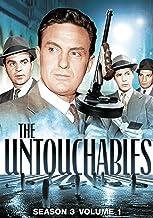 Untouchables: Season Three V.1 (4 Dvd) [Edizione: Stati Uniti] [Alemania]
