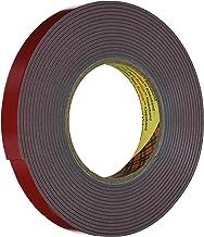 3M 4991F1955 Vhb 4991 Krachtige Tape, 19 mm X 5,5 M, 2,3 mm, Grijs