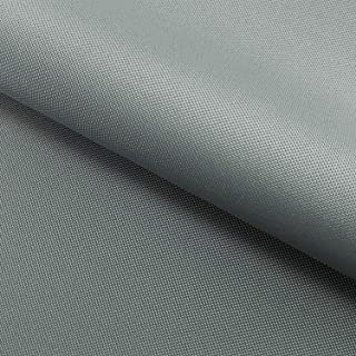 NOVELY Oxford 210D | Polyester | anschmiegsam nachgiebig | Meterware Segeltuch Grau