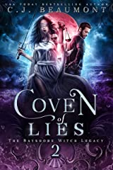Coven of Lies: A Slow Burn Paranormal Witch Romance Series (The Bayshore Witch Legacy Book 3) Kindle Edition