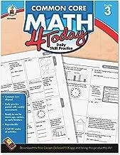 Carson-Dellosa Publishing Common Core Math 4 Book for Mathematics - English (CDP104592)