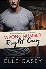 Wrong Number, Right Guy (The Bourbon Street Boys Book 1) Kindle Edition