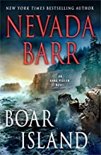list of nevada barr books in order
