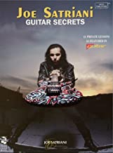 Joe Satriani - Guitar Secrets (English Edition)