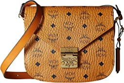 MCM Patricia Visetos Small Shoulder