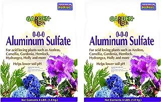 Bonide 705 Aluminum Sulfate, 4-Pound (4LB 2-Pack)