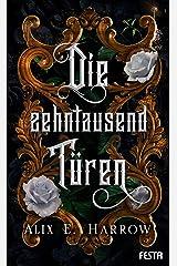 Die zehntausend Türen: Fantasy-Thriller (German Edition) Kindle Edition