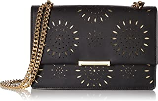 7abad07789e6 Ivanka Trump Mara Cocktail Bag-Black Lasercut
