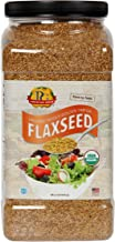 Premium Gold Organic Whole Flax Seed