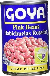Best goya pink beans Reviews
