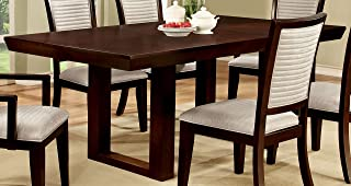 Furniture of America Lagos Contemporary Dining Table