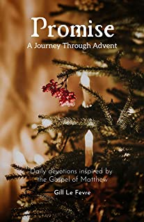 Promise: A Journey Through Advent: Daily devotions inspired by the Gospel of Matthew (Advent Journey Series Book 3)