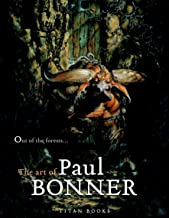 paul bonner art book