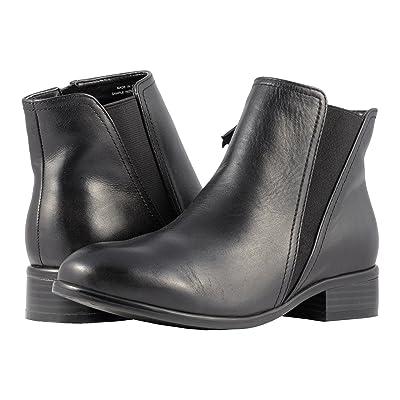 SoftWalk Urban (Black Smooth Leather) Women