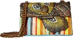 Fabric Mini Kensington Crossbody