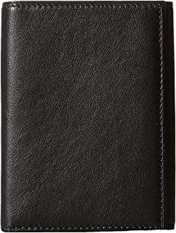 Nappa Vitello Collection - Trifold Wallet