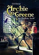 Archie Greene und das Buch der Nacht: Band 3 (German Edition)