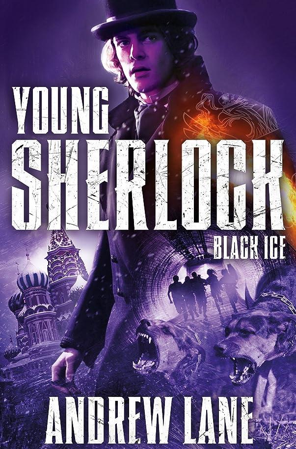 聖書政治家のグラフィックBlack Ice (Young Sherlock Holmes Book 3) (English Edition)