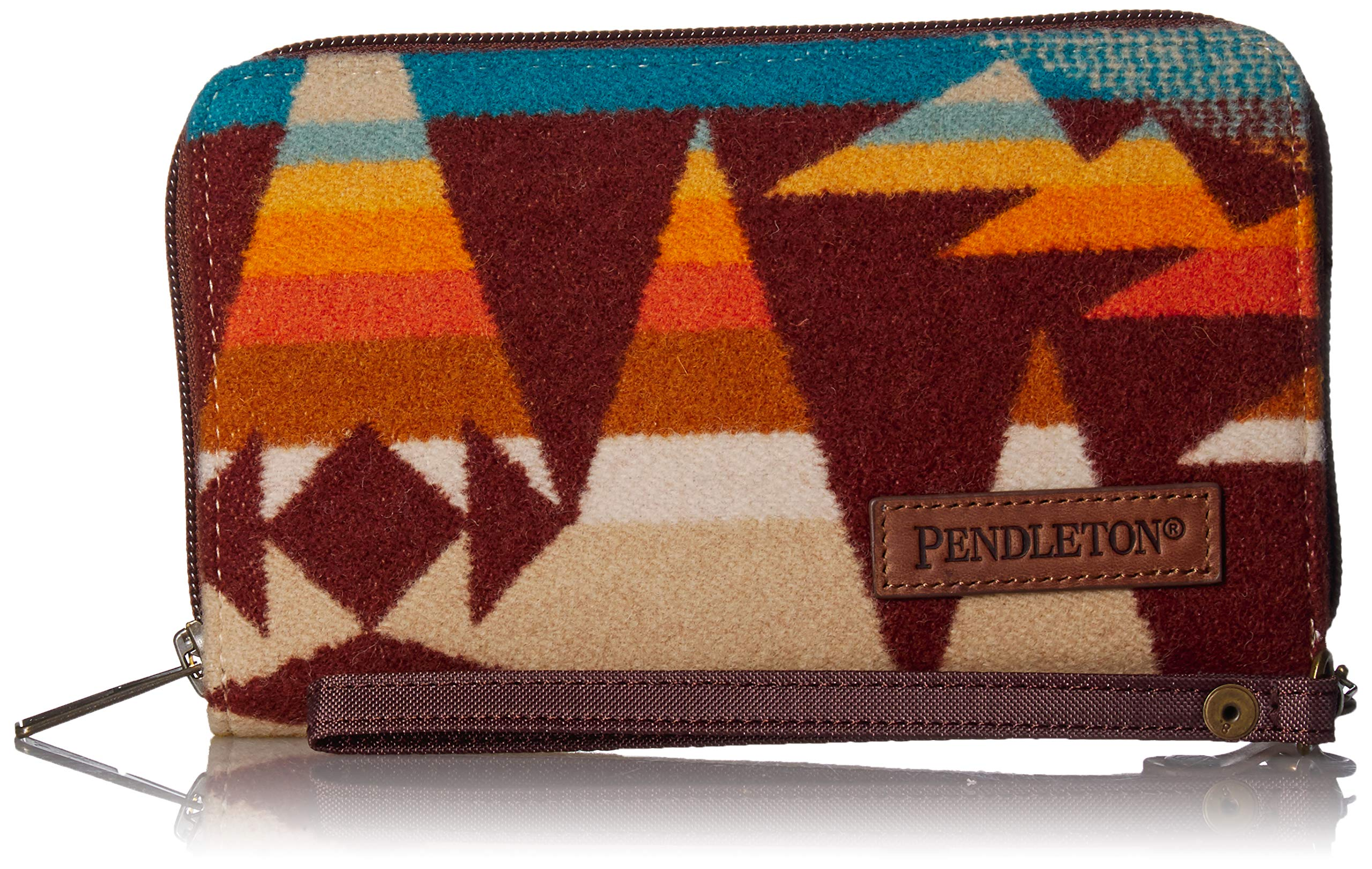 Pendleton Womens Smart Wallet Crescent