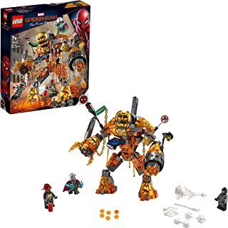 LEGO Marvel Spider-Man Molten Man Battle 76128  Building Kit