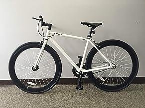 Fixer Bike Alumium Alloy Urban Bike Flip Flop Hub City Bike Riser Bar 700c 54cm Single Speed Road Bike