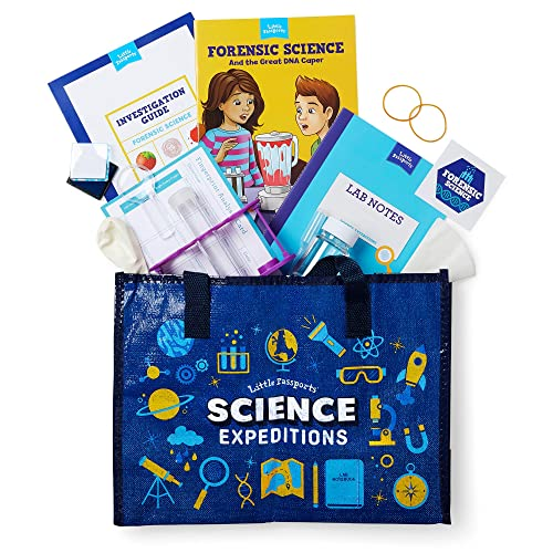 Science experiment box for kids