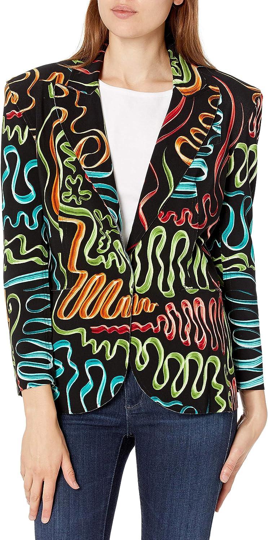Norma Kamali Women's Blazer
